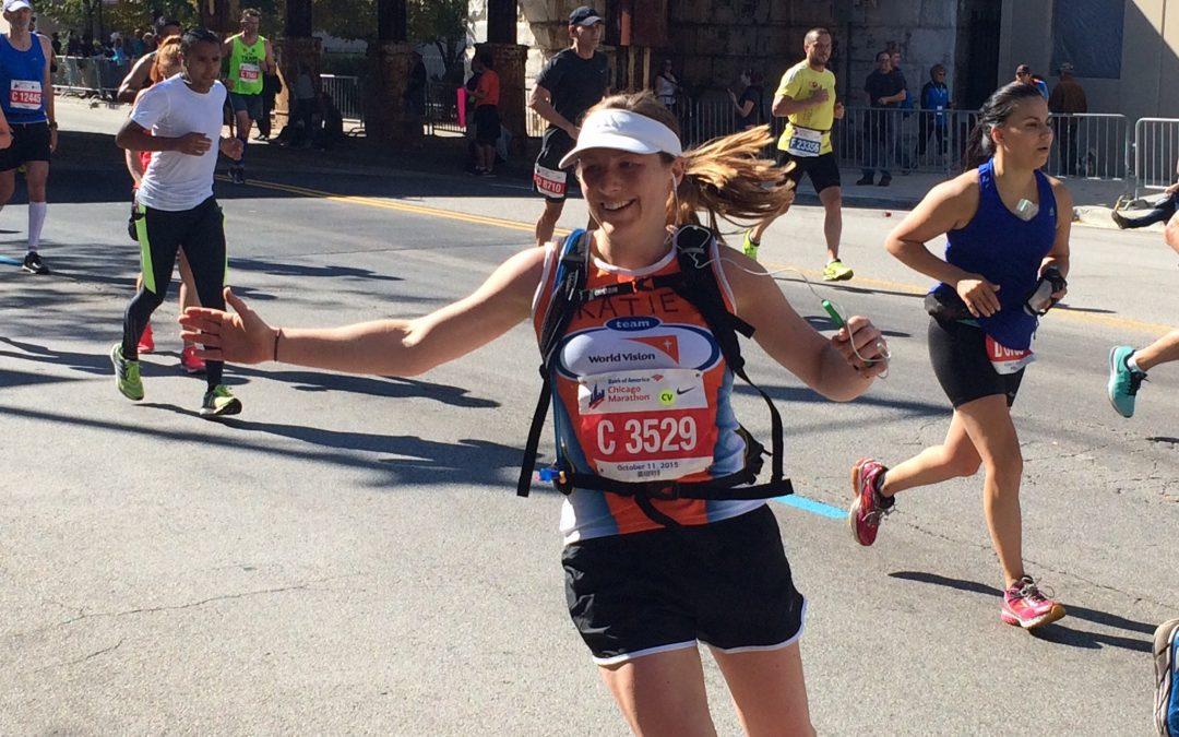 Chicago Marathon 2015 – Recap