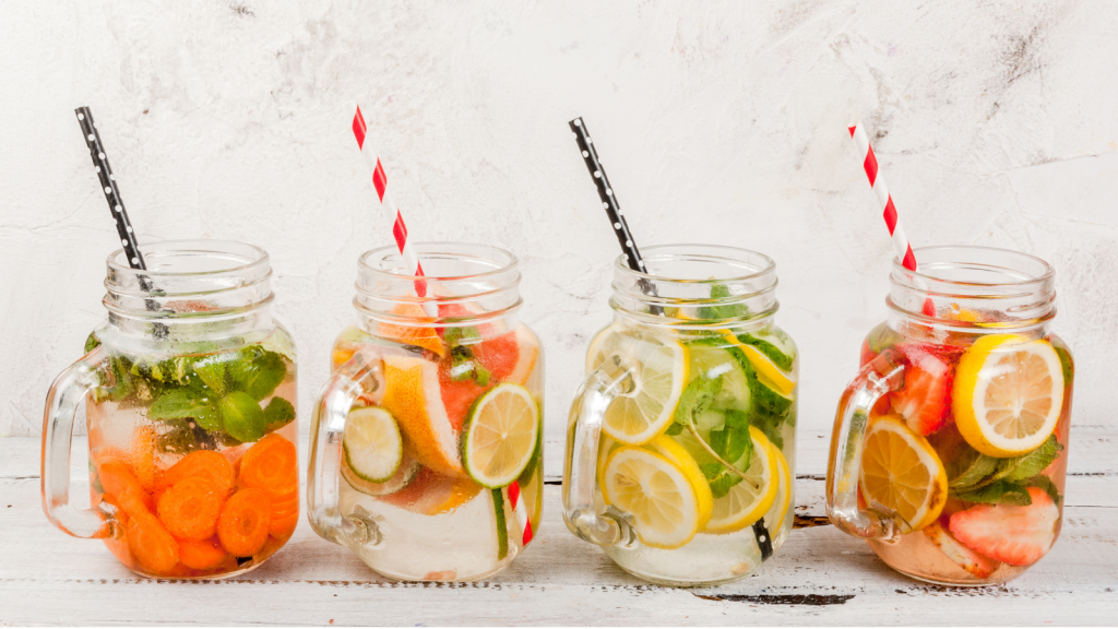 infused water options for pregnancy